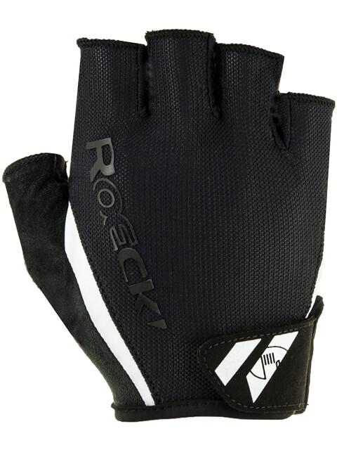 Roeckl Ilio Handschuhe schwarz/weiß